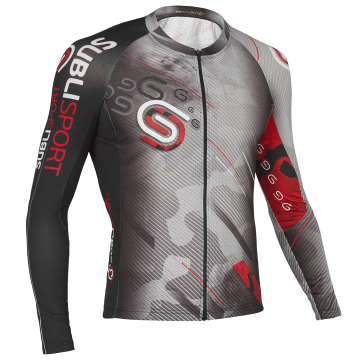 Maillot PRO manches courte Cross-Country vue avant